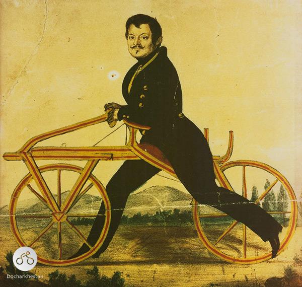 تاریخچه دوچرخه و سیر تکامل آن