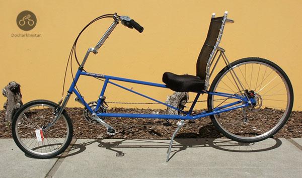 دوچرخههای خوابیده