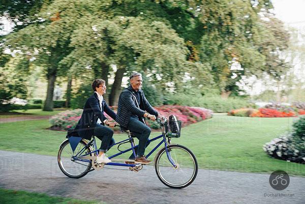 دوچرخههای دونفره
