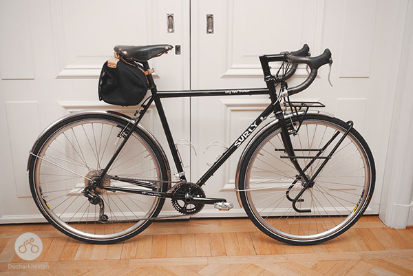 دوچرخههای مسافرتی