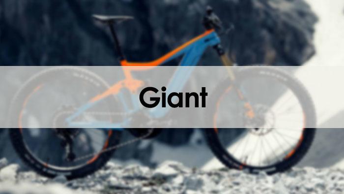 برند دوچرخه سازی Giant