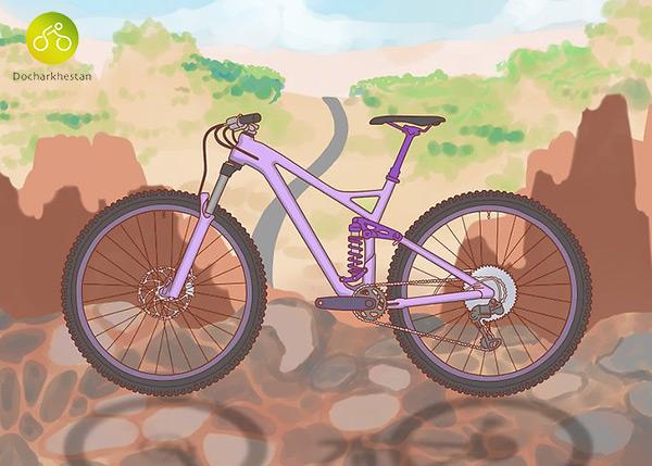 دوچرخه های کوهستانی