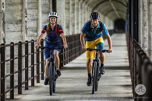 انتخاب سایز دوچرخه برای زنان