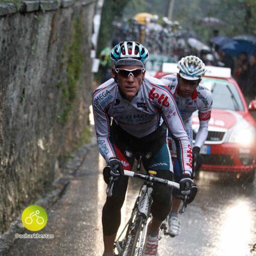 کلاه عرق گیر دوچرخه سواری تور د فرانس