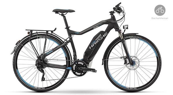 دورچرخههای الکتریکی توریستی یا E-bikes
