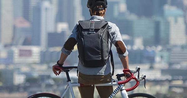 کوله پشتی دوچرخه سواری
