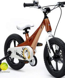 دوچرخه بچه گانه قناری مدل ام.جی.دینو