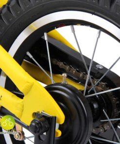 دوچرخه بچه گانه قناری مدل لئوپارد
