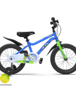 دوچرخه بچه گانه قناری مدل سامر رنگ آبی