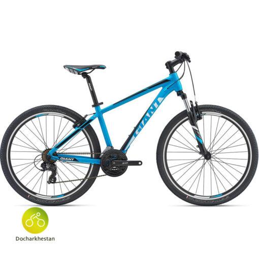 دوچرخه کوهستان جانت مدل رینکون رنگ آبی