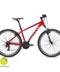 دوچرخه کوهستان جانت مدل رینکون رنگ قرمز