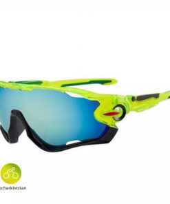 عینک دوچرخه سواری اوکلی (کد۰۱)