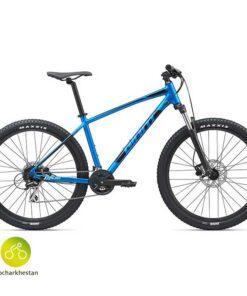 دوچرخه کوهستان جاینت مدل تالون ۳ رنگ آبی