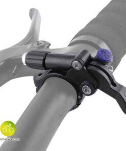 ریموت قفل کن دوشاخ دوچرخه