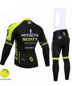 لباس دوچرخه سواری زمستانه اسکات