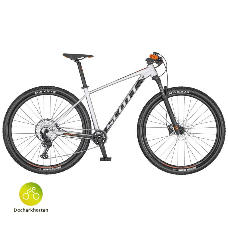 دوچرخه کوهستان اسکات اسکیل مدل ۹۶۵ رنگ سفید