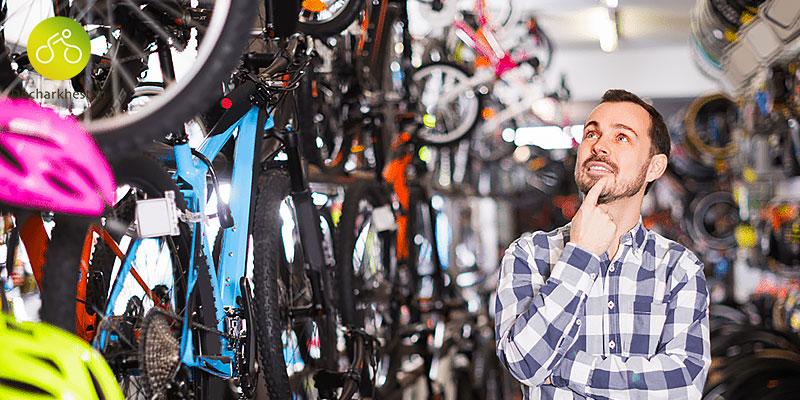 تجهیزات و لوازم جانبی دوچرخه