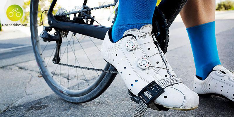 ساق دست و پا دوچرخه سواری