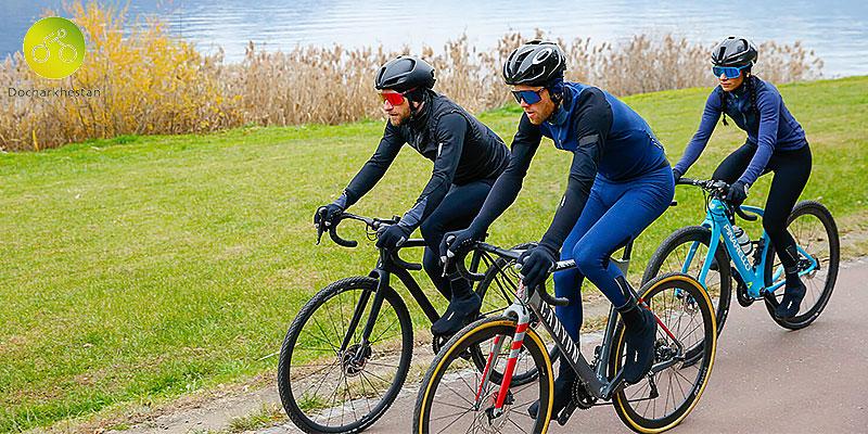 لباس دوچرخه سواری پاییز و زمستان