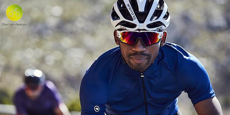 عینک دوچرخه سواری اصل