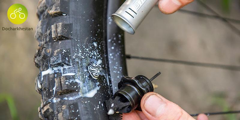 ابزار پنچرگیری دوچرخه