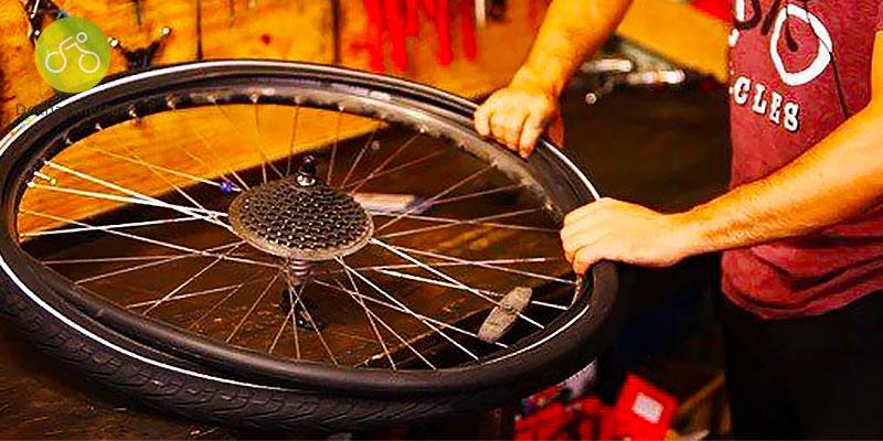 قیمت تیوپ دوچرخه