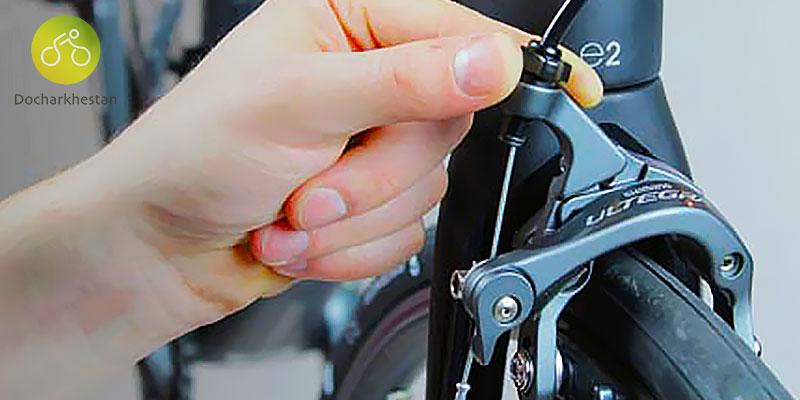 ترمز دوچرخه هیدرولیک