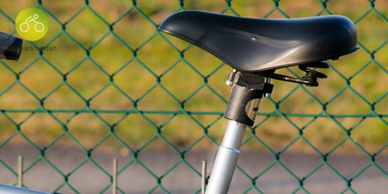 زین دوچرخه