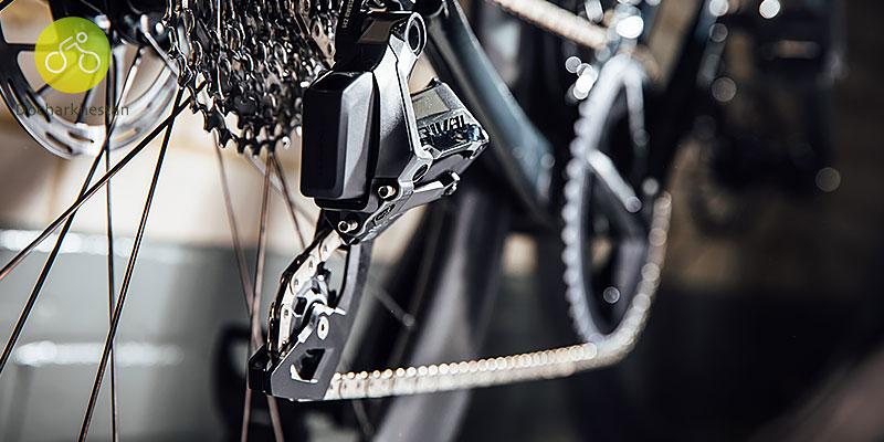 قرقره شانژمان دوچرخه شیمانو اصل