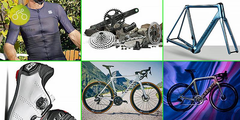 محصولات غیر آکبند دوچرخه سواری