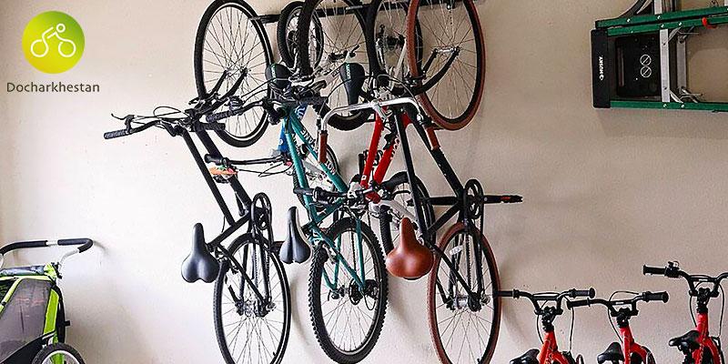 نگهدارنده دوچرخه ارزان