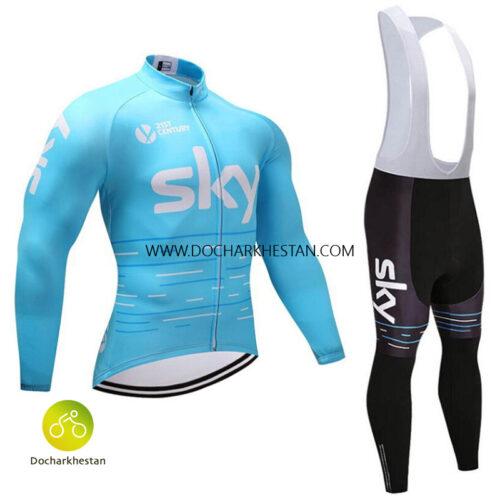 لباس دوچرخه سواری گرم و اصل