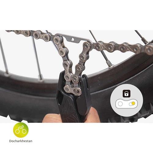 قفل آچار زنجير و تاير دوچرخه ليور برند TOPEAK