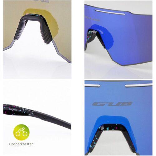 دسته های عینک دوچرخه سوارى برند GUB