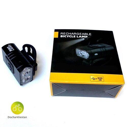 جعبه چراغ دوچرخه سواری 500 لومن